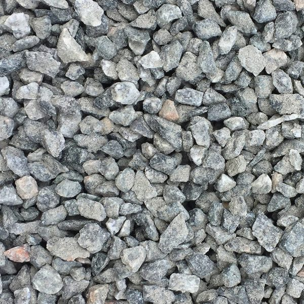 "3/4"" Blue/Gray Granite without fines or Binder"