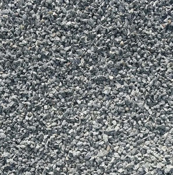 "3/8"" Washed Blue Granite Chips"