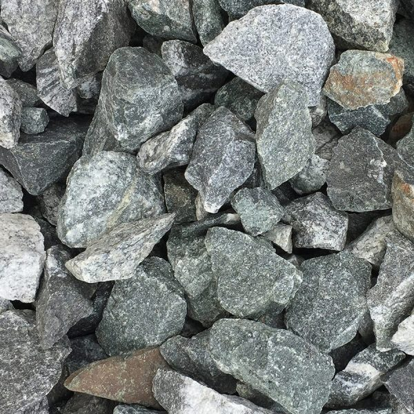"Ballast - 2-1/2"" Blue/Gray Granite without Fines"