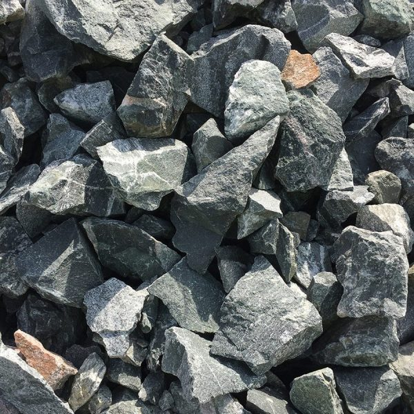 "4-8"" Blue/Gray Granite with Fines"